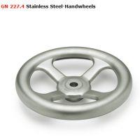 GN 227.4 Stainless Steel-Handwheels