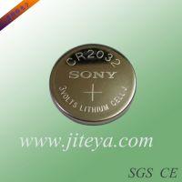 原装进口SONY索尼CR2032电池 假一罚万