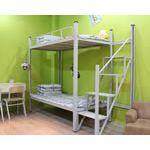 供应厂家直销西安上下双层铁床厂 西安双人铁架床 专业生产 价格优惠