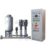 保定变频调速恒压供水设备