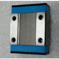 台湾微小型滑块WGWB9A四方双孔微型滑块自动化设备、点胶机专用滑块
