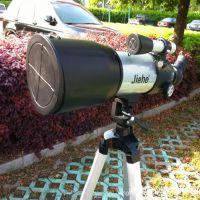 杰和JIEHE高倍天文望远镜CF40080/观景天文两用入门家用