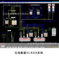 无线数据网络技术SCADA系统 远程测试RTU系统厂家 山东泰安金恒