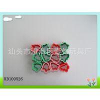 KD100526 12只圣诞树彩虹圈  节日礼物  批发彩虹圈 迷你型 赠品