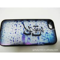 TPU苹果手机外壳数码印刷 /高清彩印TPU手机保护套