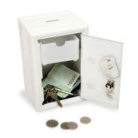 迷你保险箱造型存钱罐 密码箱储蓄罐 金属密码保险柜 845