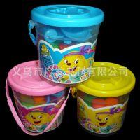 彩泥批发 香味环保无毒12色 桶装  橡皮泥  儿童DIY益智玩具 150G
