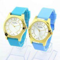 速卖通 ebay热卖男女士款时尚硅胶手表