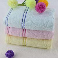厂家直销 新款纯棉32股毛巾 柔软舒适生活 毛巾批发 可加印LOGO