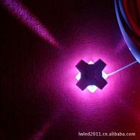 4*3W七彩LED十字星光灯