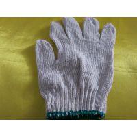 厂家直销500克加密棉纱耐磨劳保手套 防护手套  棉纱手套