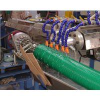 供应PVC旋螺管生产线,PVC牛筋管设备