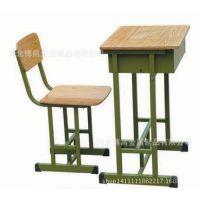 衡水不可调节学生单人课桌椅