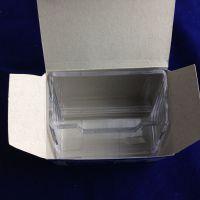 厂家批发销售 亚克力高级单格全透明塑料名片盒