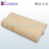 长方形幼儿护劲枕 秋季款式 婴儿保健定型枕 慢回弹枕头