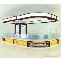 欢迎订购有机玻璃珠宝大型展示柜 展会展示柜制作