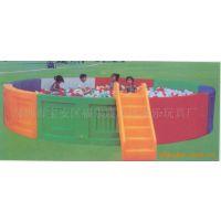 佳豪深圳东莞供应波波球池、塑料球池、海洋球池儿童室内玩具