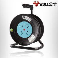 【公牛代理正品公牛】移动式电缆绕线盘/安全赖用GN-803/20米
