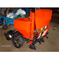 生产厂家批发供应拖拉机配套土豆单垄双垄播种器 播种施肥机器