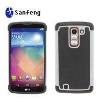 个性时尚 潮 LG F350多彩手机壳 可彩绘 lg pro2TPU+pc手机保护套
