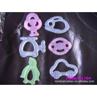 磨牙器,磨牙板,婴儿硅胶制品定做各种硅胶婴儿用品