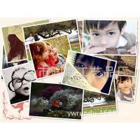 高清画芯打印图片  可爱童真画芯 来图定做 照片墙画芯一件代发
