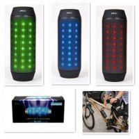 厂家批发音乐脉动LED炫彩无线蓝牙音箱 创新迷你小音响 户外便携