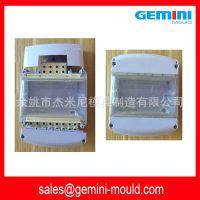工业用模具,接线端子防水盒塑料模具,接线盒模具