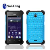 厂家直销 手机壳 手机保护套 华为 y301手机套 硅胶手机外壳