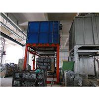 铝合金快速固溶炉 广东热处理厂 十秒固溶设备厂 东莞中实