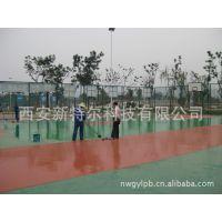 PU(硅PU)球场 运动场工程