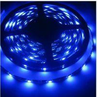led灯带软灯条 防水超亮 汽车LED装饰灯条底盘灯 5米 5050 300灯