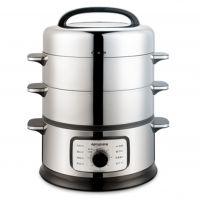 假一罚十亚摩斯电蒸笼电蒸锅ZG16B1 三层设计 蒸煮火锅全搞定
