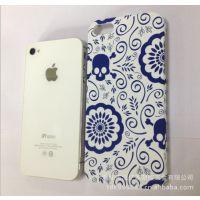 供应iphone4/5手机保护壳水转印、热转印、烫金、移印、丝印表面处理