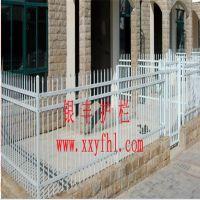 河南省郑州建筑护栏厂定制批发热镀锌喷塑护栏、热镀锌栅栏