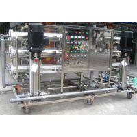 二级反渗透设备 反渗透水处理设备 单双级反渗透净水设备