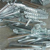 提供五金制品支架 挂架 排网 铁艺 五金家具热镀锌服务