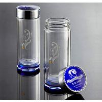 专柜正品思宝蓝水星双层玻璃杯 保温杯高硼硅玻璃水杯 批发价