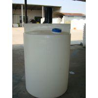 塑料加药箱搅拌机 1吨加药箱 0.55千瓦搅拌机