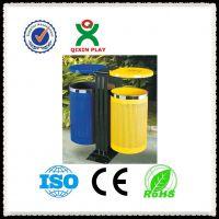 供应环保垃圾箱 分类垃圾箱 不锈钢垃圾箱 广州奇欣QX148C