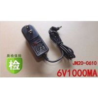 厂家直销欧姆龙血压计电源 6V1A 6V1000MA 电源适配器