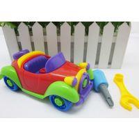 宝宝DIY拆装玩具老爷车模型玩具 提高动手儿童益智玩具车模型AJ24
