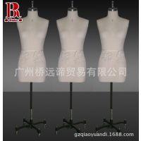可插针女半身人台国标出口女装半身人台道具展示模特打版制衣人台