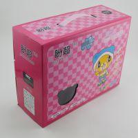 盼超热水袋包装盒,送礼彩盒 折叠纸盒