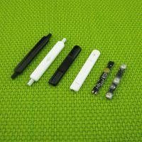 苹果iphone5 耳机线控器咪壳外壳PCB板 DIY线材材料 earpods维修