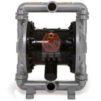 供应上海边锋的固德牌气动隔膜泵QBY3-25ALF铝合金材质配砂磨机输送油漆涂料耐磨耐腐蚀