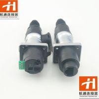 供应RJ45屏蔽插头插座 网口连接器 水晶接头连接器LED显示屏连接器