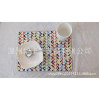 厂家直销密度板杯垫,环保材料,规格定制