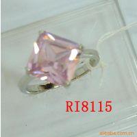 供应时尚戒指 合金戒指 精美高端戒指,用于礼品赠品