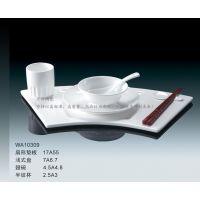 中式餐具   酒店摆台 酒店用品 宾馆用瓷用品 套餐餐具